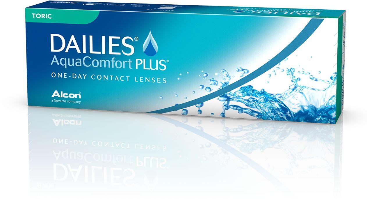 Dailies AquaComfort Plus Toric, 30 szt.