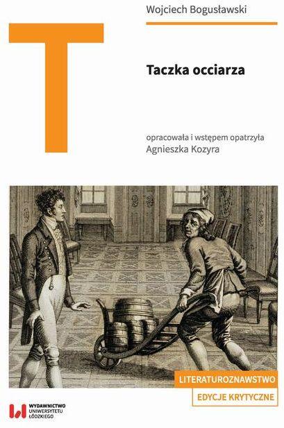 Taczka occiarza - Wojciech Bogusławski - ebook