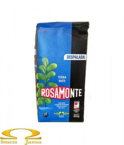 Yerba Mate Rosamonte Despalada 0,5kg