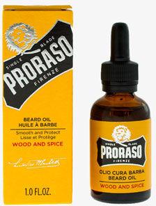 Proraso olejek do brody Wood and Spice 30ml