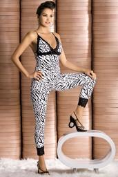 Zebra pidżama