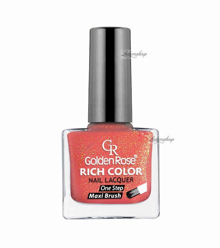 Golden Rose - RICH COLOR - Nail Lacquer - Długotrwały lakier do paznokci - 06