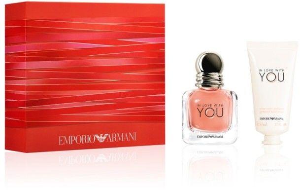 Armani Armani Emporio In Love With You zestaw upominkowy dla kobiet