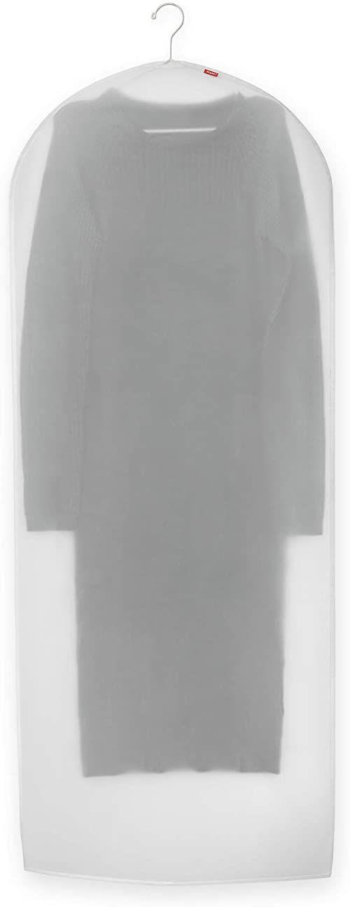Rayen 2032.01 pokrowiec na ubrania, L, 60 x 150 cm, szary