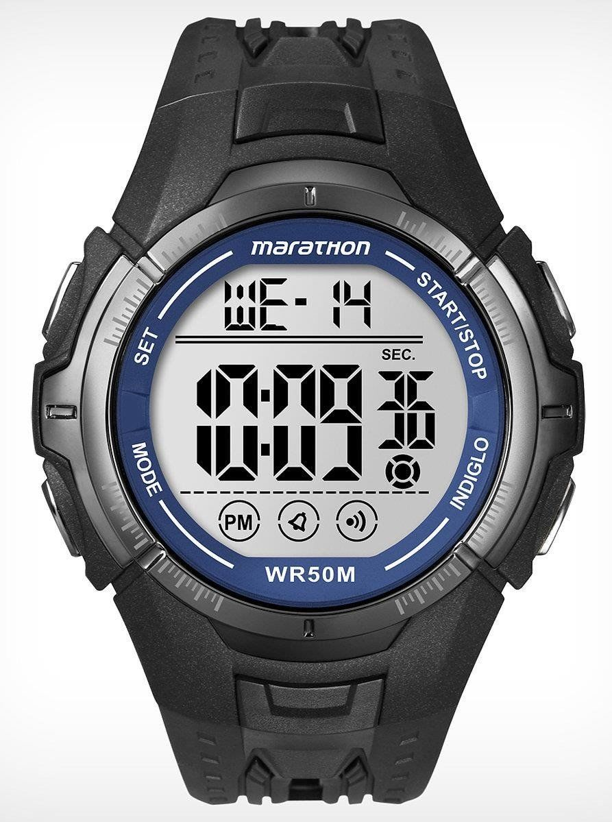 Zegarek Timex T5K359 Marathon Digital