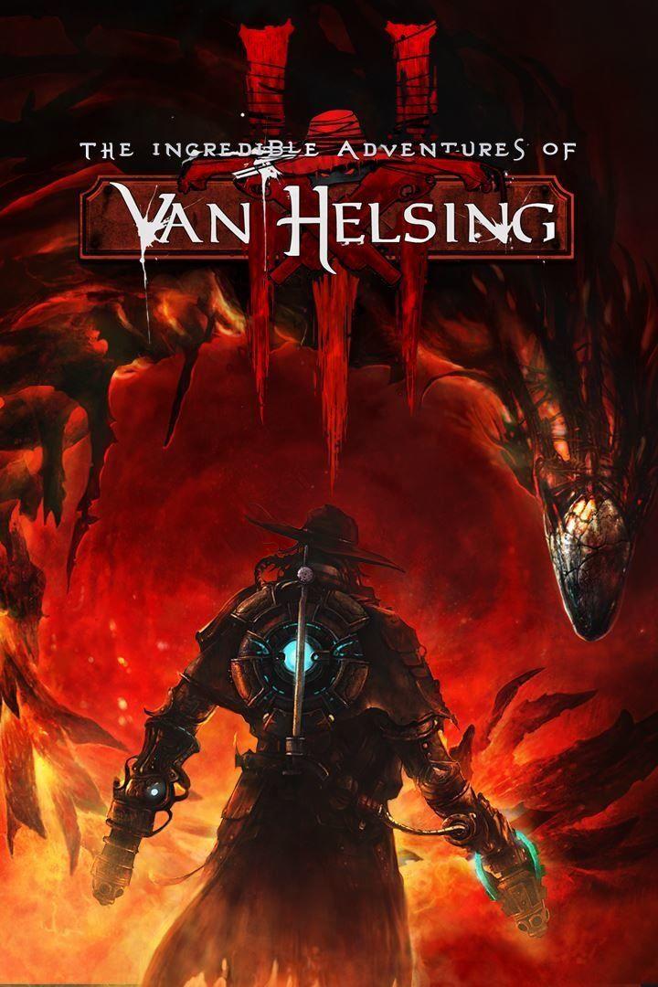 The Incredible Adventures of Van Helsing III (PC) PL DIGITAL