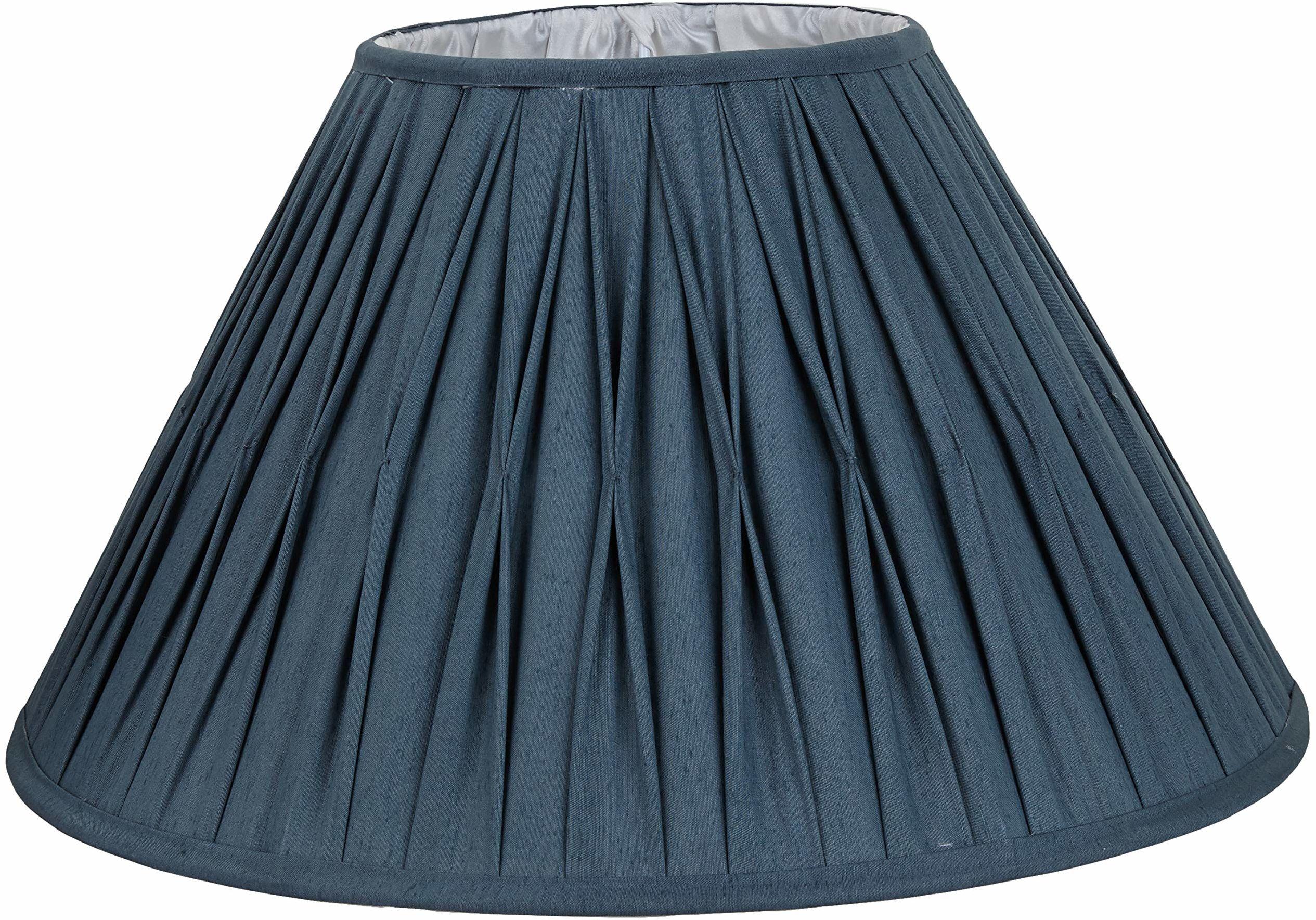 Better & Best 0212451  klosz z jedwabiu, katedralny, 45 cm, niebieski