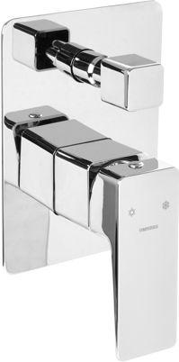 OMNIRES Bateria wannowa podtynkowa Parma PM7435 CR