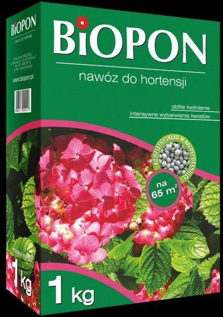 Biopon Nawóz do hortensji 1kg 233048