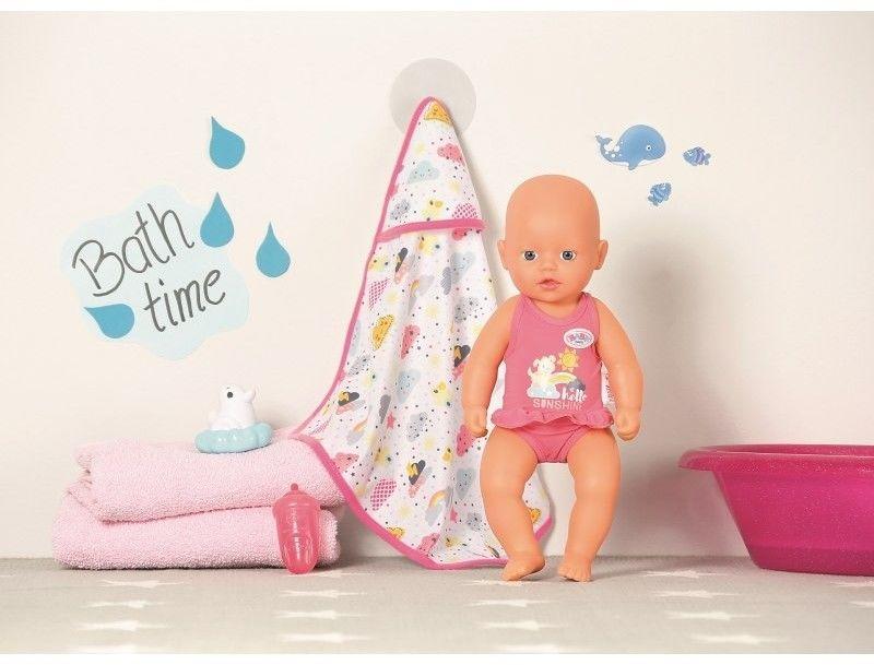 BABY Born - Mała laleczka kąpielowa 30 cm 827345
