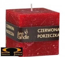 Pro Candle CZERWONA PORZECZKA, świeczka zapachowa