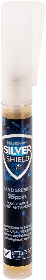 Płyn do dezynfekcji Silver Shield Nano Active 7 ml (30001)