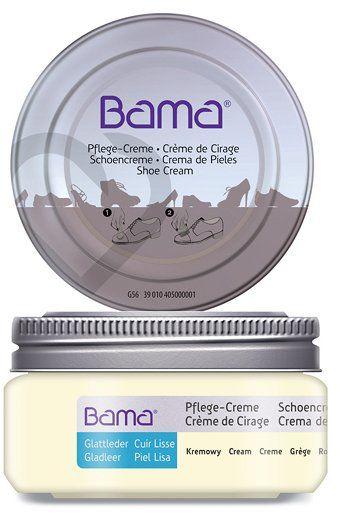 Krem do obuwia BAMA Premium 013 Kremowy 50ml w słoiczku
