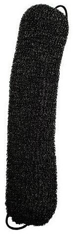 Ronney Wypełniacz koka 061 Podłużny, czarny, model RA 00061, rozmiar 230 mm, 11 g 1 szt.