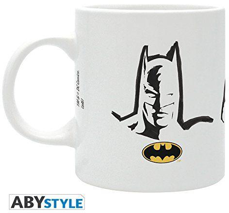 ABYstyle DC Comics kubek 320 ml Batman/Superman/Wonder Woman