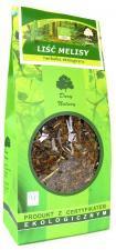 Herbatka LIŚĆ MELISY BIO 100 g Dary Natury