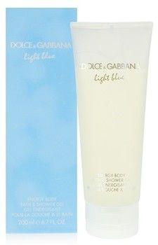 Dolce & Gabbana Light Blue żel pod prysznic dla kobiet 200 ml