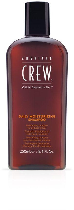 American Crew Daily Moisturizing Shampoo Szampon 250ml