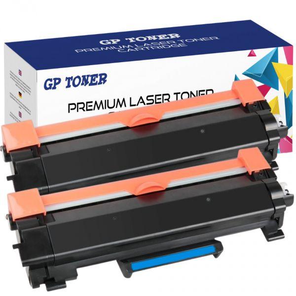 2x Toner zamiennik do Brother TN-2420 MFC-L2710DW MFC-L2730DW HL-L2310D HL-L2350DW HL-L2375DW - GP-B2420