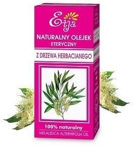 ETJA Naturalny Olejek eteryczny z DRZEWA HERBACIANEGO 10ml