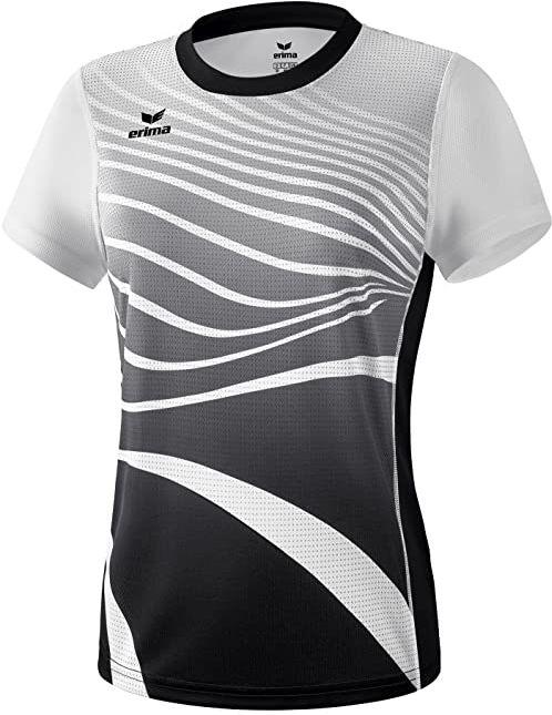 Erima damska koszulka Athletic czarny czarno-biały 38