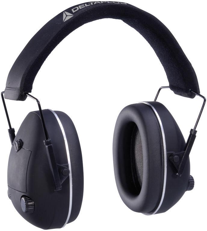 Ochronniki słuchu składane ELEKTRONICZNE PIT STOP