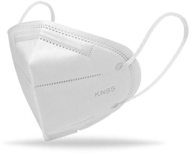 Składana maseczka osłonowa na twarz z filtrem z aktywnym węglem KN95 - wysoki współczynnik ochrony (KN95 Mask)
