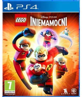 Gra PS4 LEGO Iniemamocni