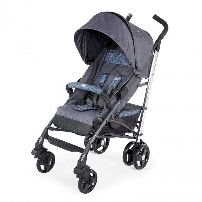 CHICCO Lite Way 3 Top Wózek spacerowy Spectrum