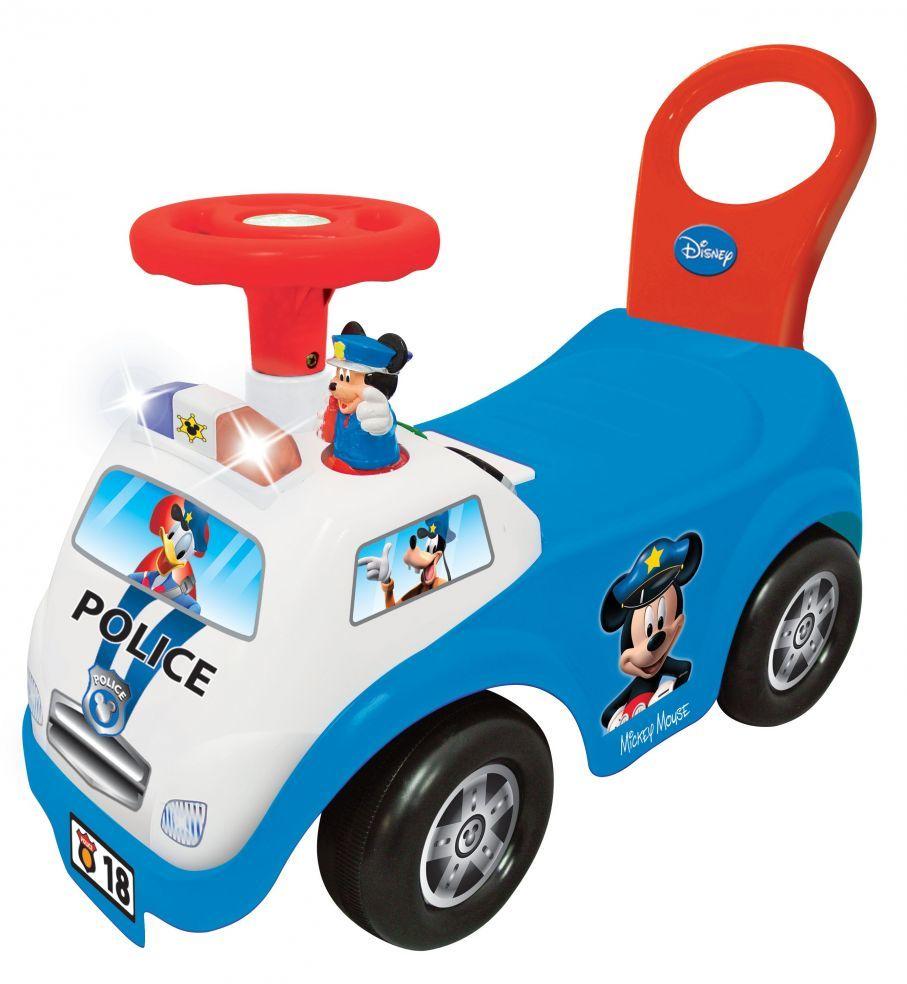 Kiddieland Jeździk Mickey Police
