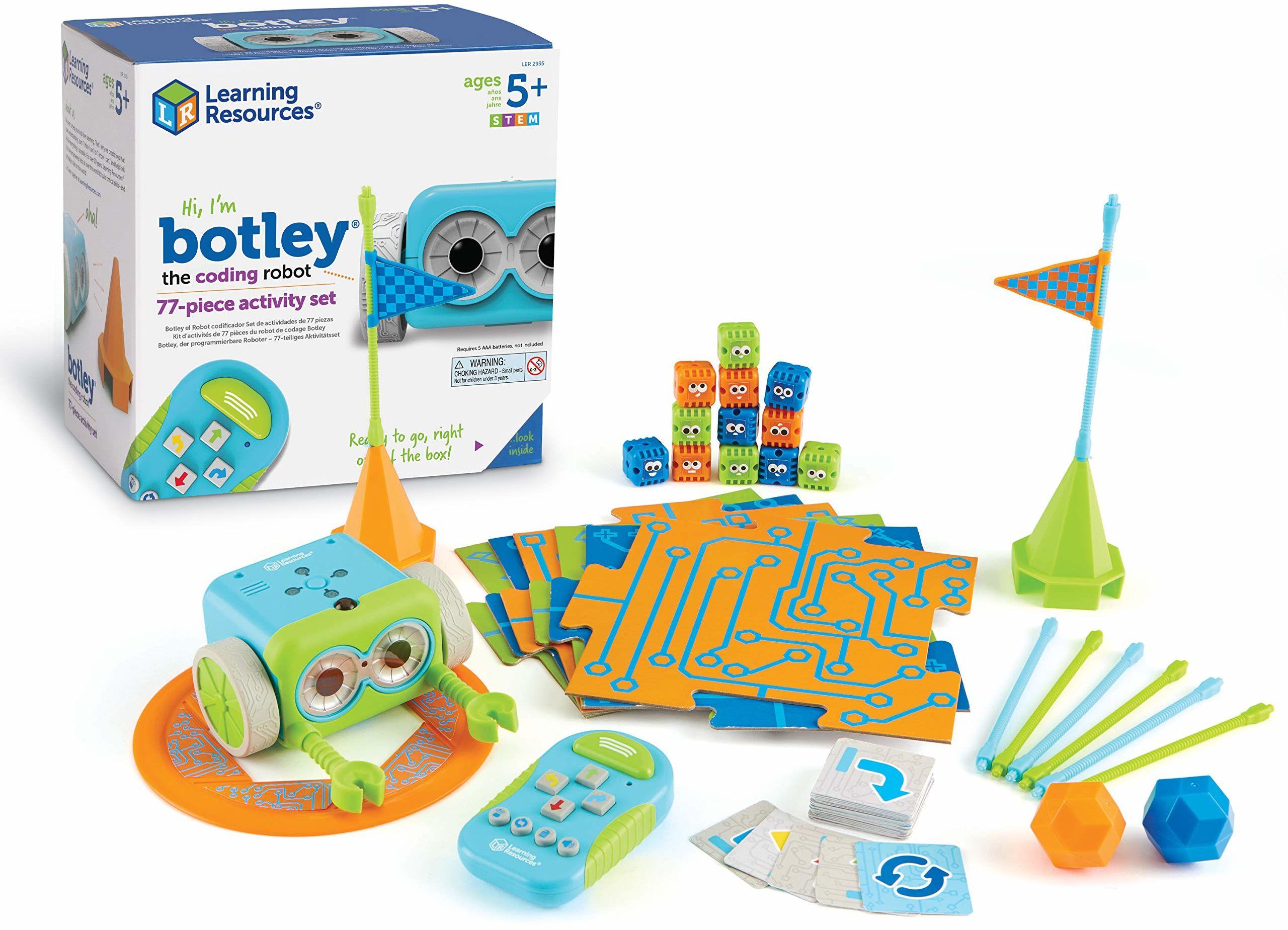 Learning Resources Botley, programowalny robot  zestaw aktywności