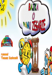 Bajka o Panu zegarze - komiks - Ebook.
