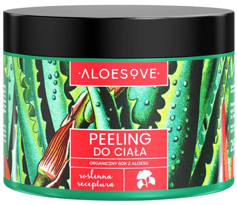 ALOESOVE - Peeling do ciała