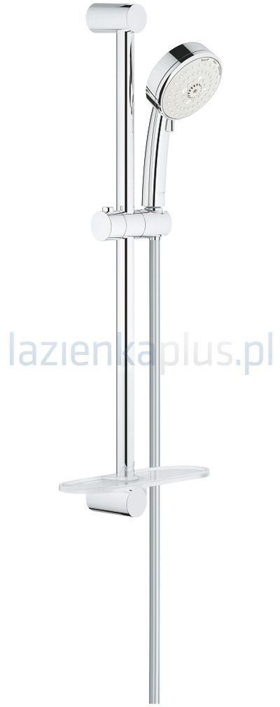 New Tempesta Cosmopolitan 100 Grohe zestaw prysznicowy z drążkiem chrom - 27576002 Darmowa dostawa