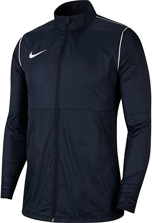 Nike męska kurtka sportowa M NK RPL PARK20 RN JKT W, obsydian/biała/biała, S