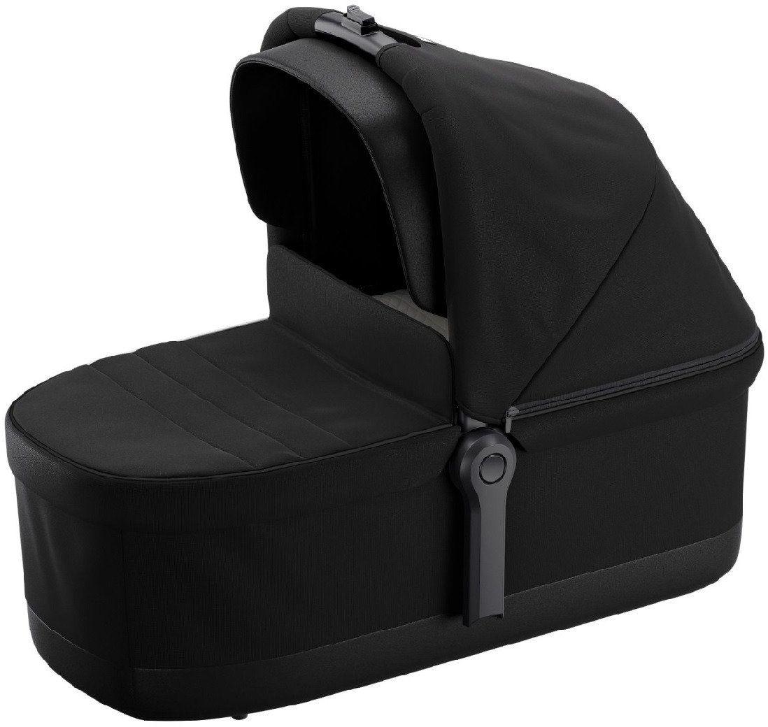 Thule Sleek - gondola - Black on black - Niebieski Black on Black