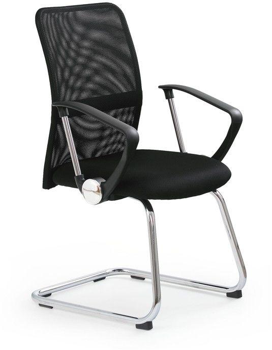 HALMAR Fotel stacjonarny VIRE SKID