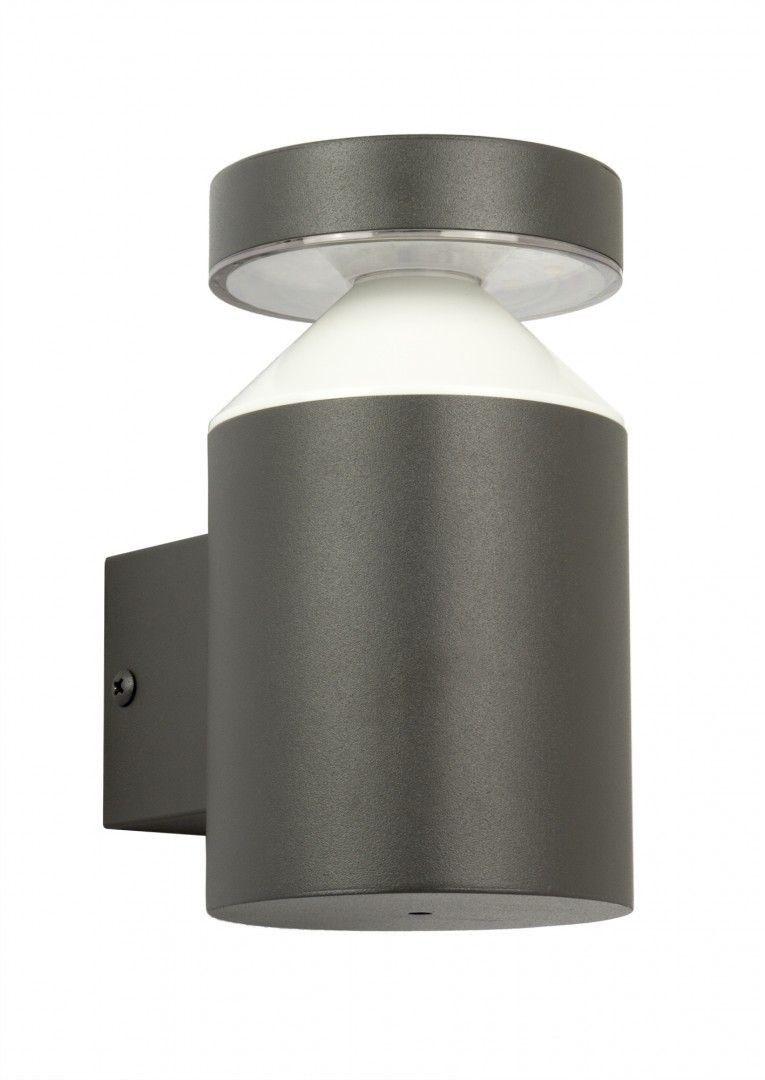 Kinkiet elewacyjny LED IP54 Delta antracyt DL-K100 - Su-ma Do -17% rabatu w koszyku i darmowa dostawa od 299zł !