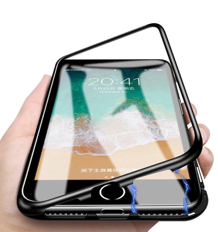 Etui Magnetic Armor Apple iPhone SE 2020