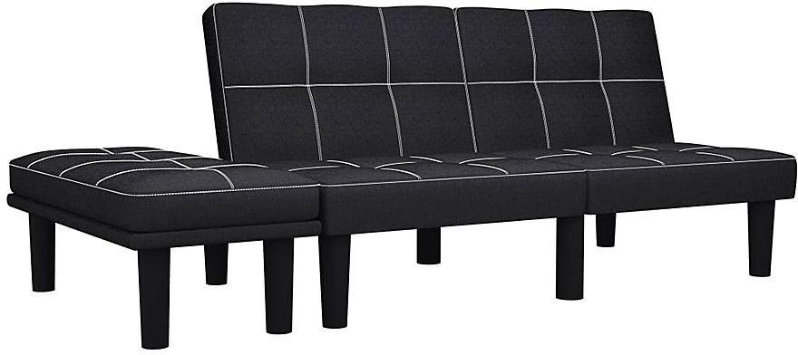 Sofa rozkładana Mirja - czarna
