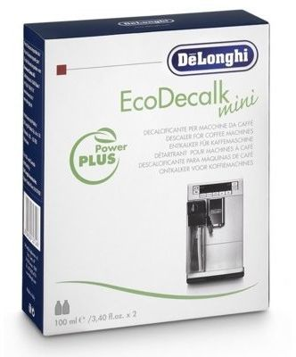 Odkamieniacz DeLonghi EcoDecalk DLSC200 2szt 100ml do ekspresu do kawy Cocoon
