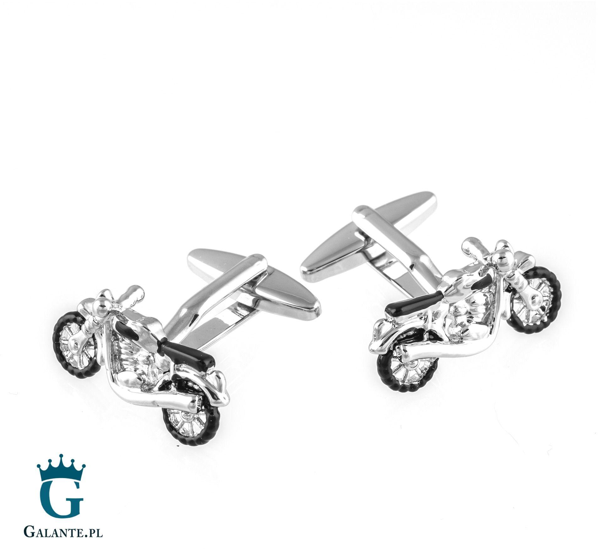 Spinki do mankietów motocykle sd-1031