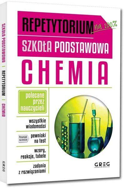Repetytorium - szkoła podstawowa Chemia - Joanna Pabian-Rams, Małgorzata Krajewska