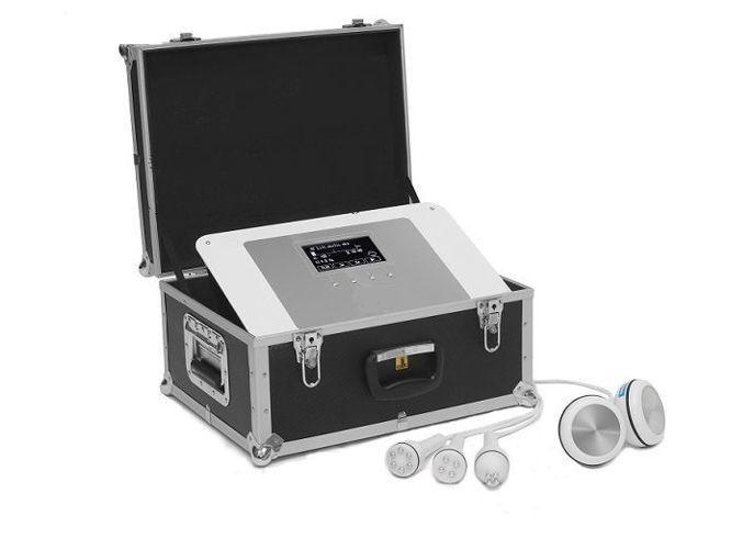Kombajn kosmetyczny Mobilny 2 w 1 walizka