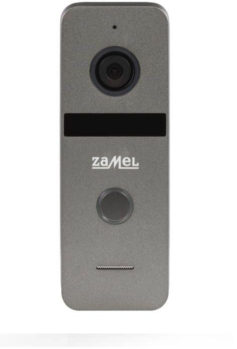 Vo-811idp jednorodzinny zewnętrzny panel wideo z czytnikiem kart i szyfratorem