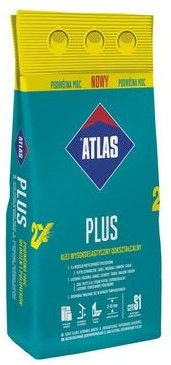 Klej Atlas Plus Nowy 5 kg