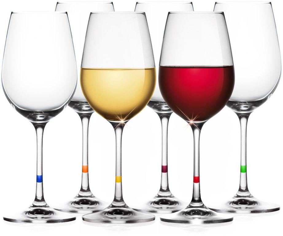 Tescoma Kieliszki do wina UNO VINO 350 ml, 6 szt.