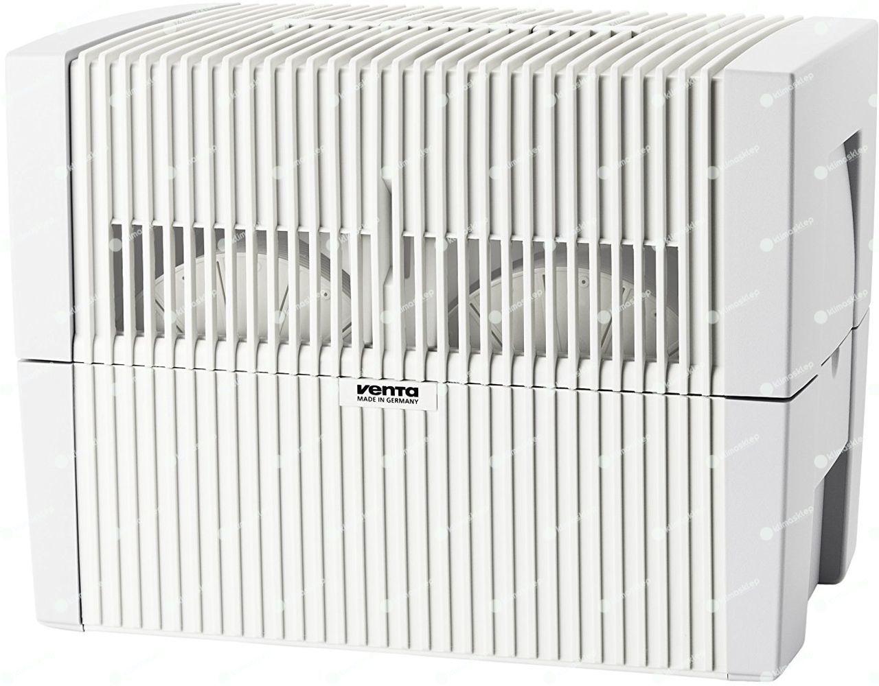 Nawilżacz powietrza Venta LW45 z funkcją oczyszczania - biały
