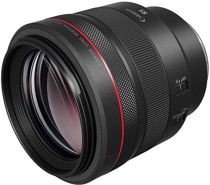 Obiektyw Canon RF 85mm f/1.2L USM - 1100zł Canon Cashback
