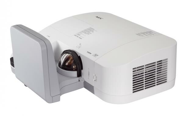 Projektor Nec U300X + UCHWYTorazKABEL HDMI GRATIS !!! MOŻLIWOŚĆ NEGOCJACJI  Odbiór Salon WA-WA lub Kurier 24H. Zadzwoń i Zamów: 888-111-321 !!!